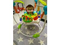 Fisher price jumperoo / jumparoo baby bouncer