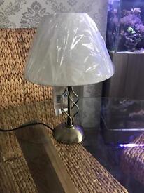 Brand new lamp £5 homebase