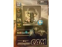 Nano quad cam drone
