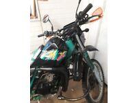 Kawasaki kmx 125 - 1999 reg