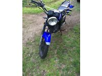Sinnis Max 2. 125cc. Learner/road legal