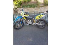 husaberg 550 2009 made by ktm not crf yzf kxf rmz yz cr rm