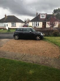 52 plate Mini Cooper for sale for spares or repair