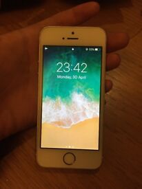 Price Negotiable!! Perfect Condition!!! IPhone 5s 32GB Gold
