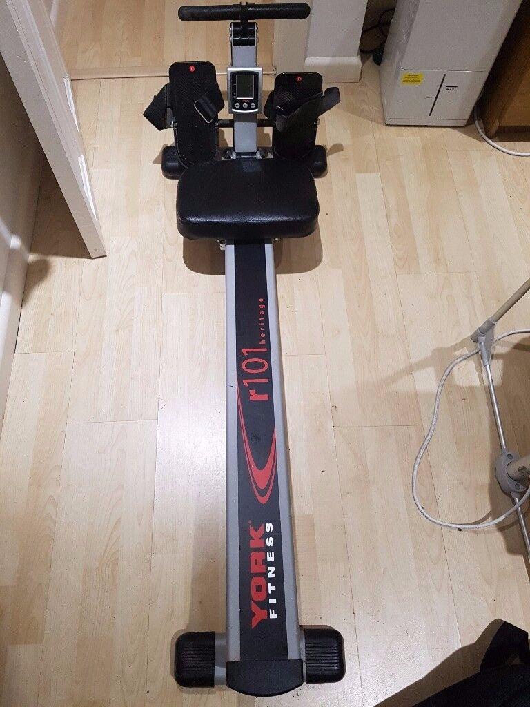 York 101 Rowing Machine