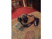Canon EOS300 35mm camera