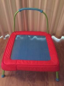 ELC Junior Toddler Baby Trampoline - £25