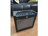 Fender Mustang V2 amplifier 20watt amp