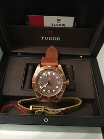 Tudor Watch -Black Bay Bronze