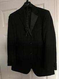 M&S Dinner Suit. Worn once in excellent condition.