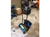 Hand cylinder mower
