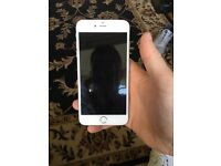 Iphone 6 plus 16gb in Silver on Vodafone but can be unlocked