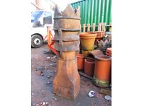 large king chimney pot