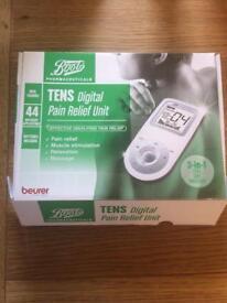 Boots TENS Digital Pain Relief Unit