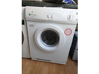 White Knight ECO43A Gas Vented Tumble Dryer Energy Rating A+