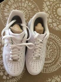 Nike Trainer Airforce 1 low size 6.5