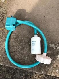 Caravan Whale Water pump Aquasmart VF3000 Carbon filter