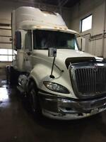 2010 International Prostar Limited, Used Sleeper Tractor