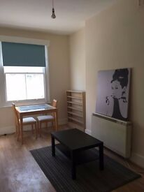 One bedroom flat for rent. There are two one bedroom flats in the same building. £1,200 each.