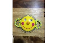 Baby toy rattle