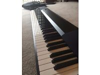 Casio CDP-120 Digital Piano Full size 88 Weighted Graded Hammer Action Keys