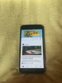 (Samsung s5) 16g) open to any network and in mint condition