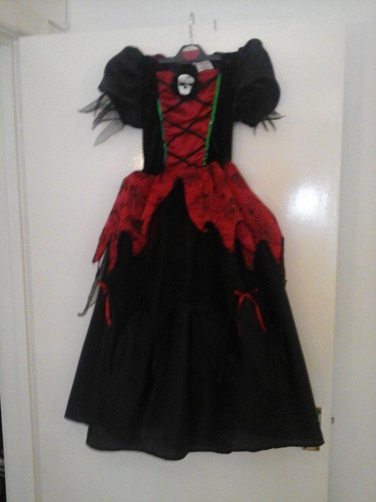 Child's Halloween costumes
