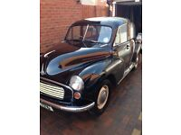 Morris Minor 1000 Split Screen