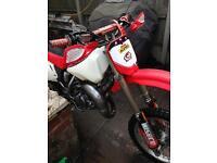 Cr80 fast bike