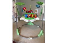 Fisher Price Jumperoo (Rainforest).