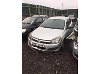 Vauxhall Astra 1.6 Petrol parts automatic gearbox