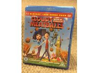Cloudy with a Chance of Meatballs (Blue Ray)