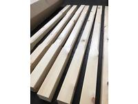 Banister spindles x9