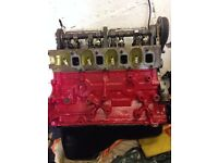 1970's ford escort 2.0 pinto rs engine and 1.6 ohv and 1.3 ohv escort gt engines