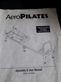 Aero Pilates with trampolines
