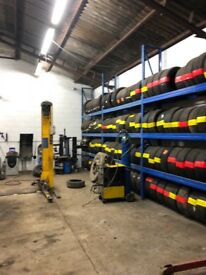 Part worn tyres from £15.00