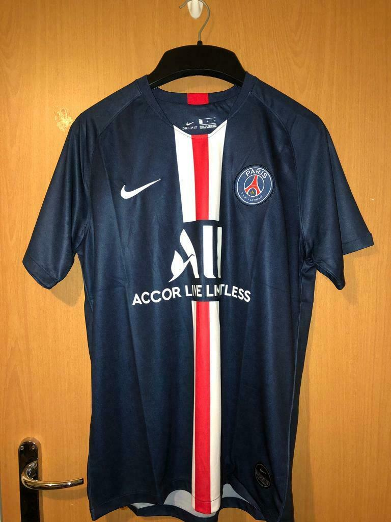 premium selection ec654 51752 PSG shirt 2019/20 brand new with tags size adult in medium and large  available | in Bolton, Manchester | Gumtree
