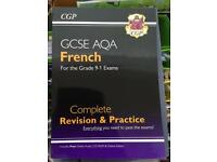 CGP GCSE French revision and practice guide