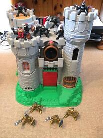 Fisher Price Castle Playset