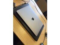 "Apple Macbook Pro Touchbar 13"" 2016 2.9ghz 8gb 256gb like new 8 month warranty left"