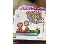 Nintendo 3DS Mario and Luigi: Dream Team Bros. (Ninte VideoGames