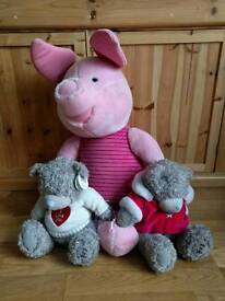 Brand new large cuddly toys