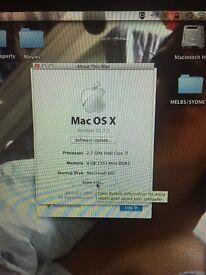 Mac book pro 13.3