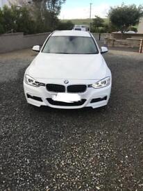 BMW 335d X-drive M Sport 2014
