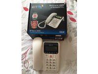Telephone & Answering Machine
