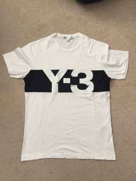 Men's Y3 Adidas t shirt  for sale  St Albans, Hertfordshire