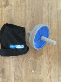 PRO FITNESS ABS ROLLER