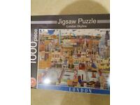 Four New Jigsaw Puzzles