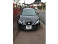 Seat Leon FR k1 2.0 DSG Black edition ( Not Honda Type r Subaru Golf Gti Toyota )