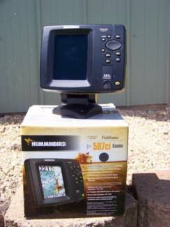Humminbird 587cxi Combo Fishfinder Inverell Inverell Area Preview